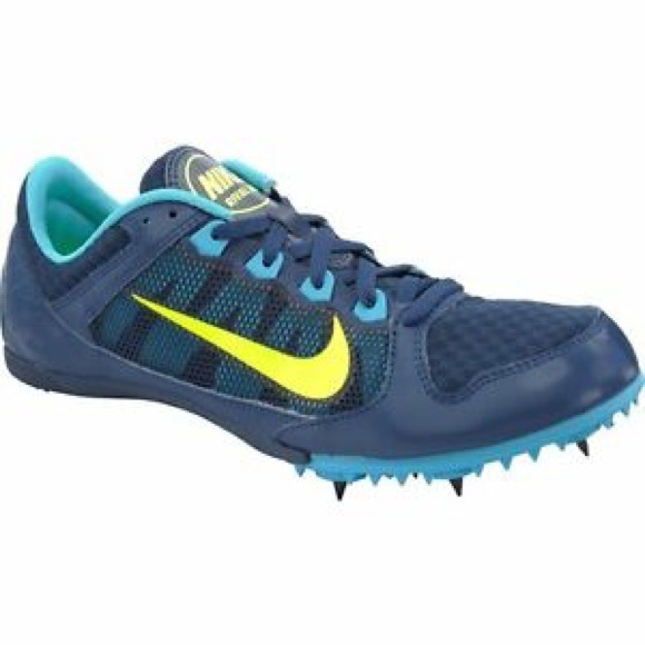 Nike Other - Nike Zoom Rival Track Spike Running Shoes